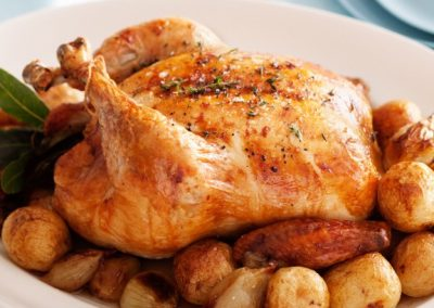 French Baked Chicken