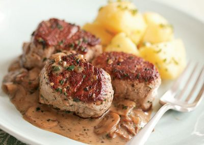 Medallions of Pork Loin
