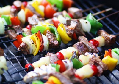 Shish Kabobs Beef or Chicken