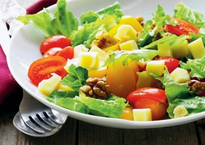 California Mixed Veggie Salad