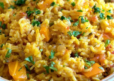 Spanish or Pilaf Rice