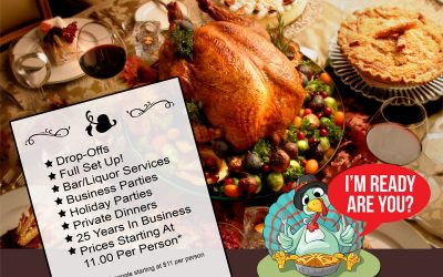 Thanksgiving 2017 Specials