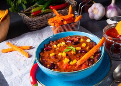 Chili with Beef